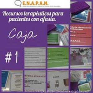 Caja #1: Recursos Terapéuticos para afasia