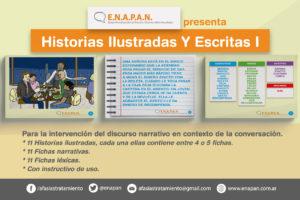 Historias Ilustradas y Escritas I: para intervenir el discurso narrativo