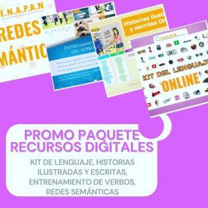 PROMOPACK RECURSOS DIGITALES
